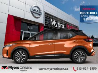 New 2021 Nissan Kicks SR  - Heated Seats -  Fog Lights - $187 B/W for sale in Orleans, ON