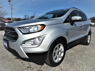 Used 2018 Ford EcoSport SE | Heated Seats | Navigation | Sunroof for sale in Essex, ON