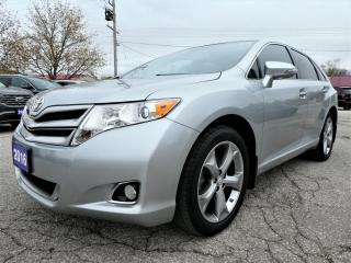 Used 2016 Toyota Venza XLE AWD | Navigation | Heated Seats | Remote Start for sale in Essex, ON