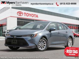 New 2021 Toyota Corolla LE Upgrade Package  - Sunroof - $162 B/W for sale in Ottawa, ON