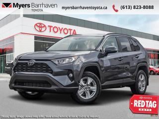 New 2021 Toyota RAV4 XLE AWD  - Sunroof -  Heated Seats - $231 B/W for sale in Ottawa, ON