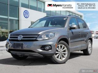 Used 2012 Volkswagen Tiguan Comfortline 6sp at Tip 4M for sale in Kanata, ON