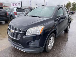 Used 2013 Chevrolet Trax 1LT AWD for sale in Ottawa, ON