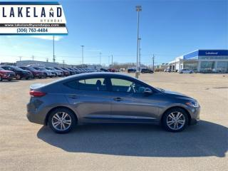 Used 2017 Hyundai Elantra GL  - $101 B/W for sale in Prince Albert, SK