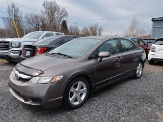 Used 2010 Honda Civic Modèle sport automatique 4 portes for sale in St-Pierre-Les-Becquets, QC