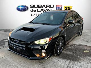 Used 2017 Subaru WRX Sport Awd *Toit Ouvrant* for sale in Laval, QC