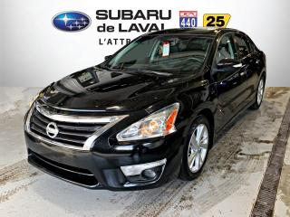 Used 2015 Nissan Altima Altima 2.5 SL *Toit ouvrant, navigation* for sale in Laval, QC