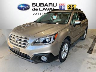 Used 2017 Subaru Outback Touring Tech EyeSight *Bouton démarrage* for sale in Laval, QC