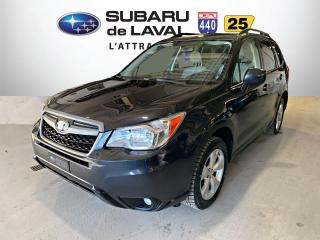Used 2015 Subaru Forester Commodité *Caméra recul, sièges chauffan for sale in Laval, QC