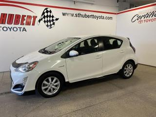 Used 2017 Toyota Prius c 5dr HB, MAGS for sale in St-Hubert, QC