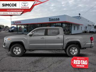 New 2021 Toyota Tacoma TRD Sport for sale in Simcoe, ON