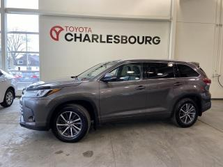 Used 2017 Toyota Highlander XLE - AWD - Cuir - Toit ouvrant for sale in Québec, QC