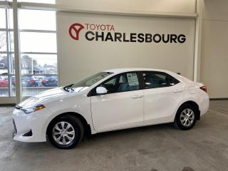 Used 2017 Toyota Corolla CE - Automatique - BAS KM!! for sale in Québec, QC