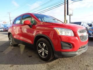 Used 2014 Chevrolet Trax Traction avant 4 portes LS for sale in St-Jérôme, QC