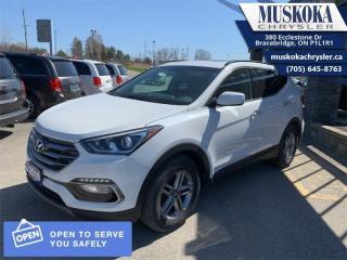 Used 2018 Hyundai Santa Fe SPORT PREMIUM FWD for sale in Bracebridge, ON