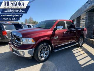 Used 2018 RAM 1500 Longhorn for sale in Bracebridge, ON