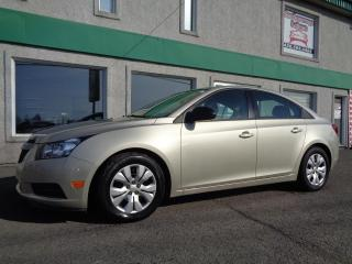 Used 2014 Chevrolet Cruze 2LS berline 4 portes for sale in St-Jérôme, QC