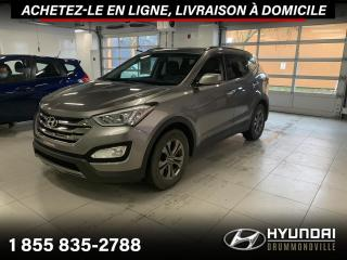 Used 2013 Hyundai Santa Fe PREMIUM AWD + GARANTIE +  A/C + MAGS + W for sale in Drummondville, QC