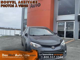 Used 2015 Toyota Corolla S, Gr. Électrique, A/C, Automatique for sale in Sherbrooke, QC