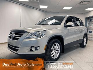 Used 2011 Volkswagen Tiguan Trendline 4Motion, automatique for sale in Sherbrooke, QC