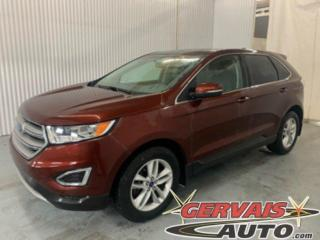 Used 2015 Ford Edge SEL AWD V6 Cuir Toit panoramique Mags *Bas Kilométrage* for sale in Trois-Rivières, QC