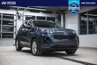 Used 2017 Kia Sportage LX AWD chez Rimouski Hyundai for sale in Rimouski, QC