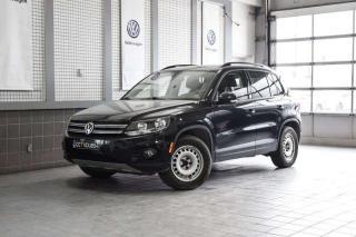 Used 2017 Volkswagen Tiguan Wolfsburg Edition for sale in Lasalle, QC