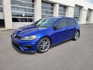 Used 2016 Volkswagen Golf R 5DR HB DSG for sale in Lévis, QC