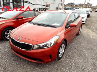 Used 2017 Kia Forte 4dr Sdn Man LX for sale in Beauport, QC
