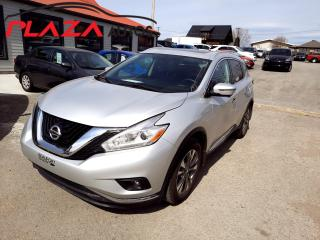 Used 2017 Nissan Murano AWD 4dr SL for sale in Beauport, QC