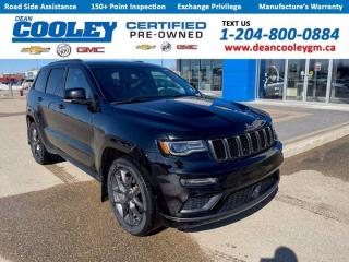 Used 2019 Jeep Grand Cherokee Limited X for sale in Dauphin, MB