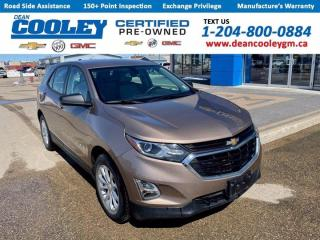 Used 2018 Chevrolet Equinox LS for sale in Dauphin, MB