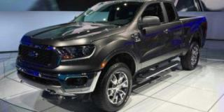 New 2021 Ford Ranger XLT for sale in Abbotsford, BC