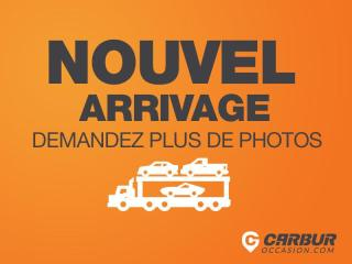 Used 2020 Chevrolet Silverado 1500 WT CREW 4X4 CAMÉRA ANDROID GR. REMORQUAGE *CUIR* for sale in St-Jérôme, QC