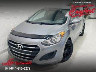Used 2016 Hyundai Elantra GT Voiture à hayon, 5 portes, boîte manuell for sale in Chicoutimi, QC