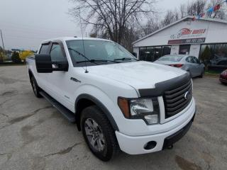 Used 2011 Ford F-150 FX4 for sale in Barrie, ON
