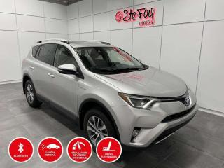 Used 2016 Toyota RAV4 HYBRIDE - XLE - AWD for sale in Québec, QC