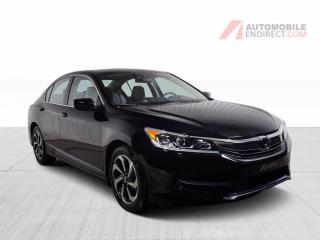 Used 2016 Honda Accord LX A/C Mags Sièges Chauffants Caméra Bluetooth for sale in St-Hubert, QC