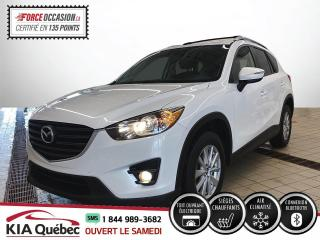 Used 2016 Mazda CX-5 GS* AWD* TOIT * SIEGES CHAUFFANTS* CAME for sale in Québec, QC