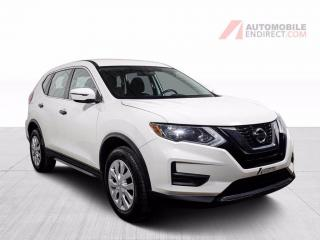 Used 2017 Nissan Rogue S AWD A/C Sièges Chauffants Caméra for sale in St-Hubert, QC