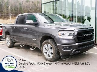 Used 2019 RAM 1500 BIG HORN **4X4** V8 5.7L for sale in Val-David, QC
