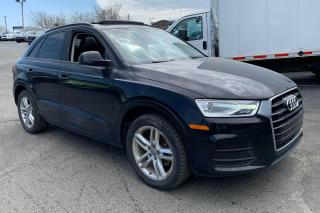 Used 2016 Audi Q3 KOMFORT QUATTRO CUIR TOIT  MAGS for sale in St-Hubert, QC