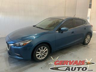 Used 2017 Mazda MAZDA3 GS Sport Mags Caméra GPS Volant Chauffant for sale in Shawinigan, QC