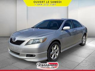 Used 2007 Toyota Camry LE *JAMAIS ACCIDENTE* for sale in Donnacona, QC