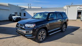 New 2021 Toyota 4Runner LIMITED 7 PASSENGER for sale in Port Hawkesbury, NS