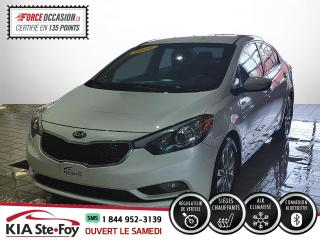 Used 2014 Kia Forte LX+* SIEGES CHAUFFANTS* BLUETOOTH* UN SE for sale in Québec, QC