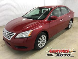 Used 2014 Nissan Sentra Sv Bluetooth A/c for sale in Shawinigan, QC