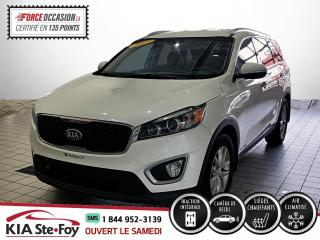 Used 2017 Kia Sorento LX* V6* 7 PLACES* AWD* CAMERA* SIEGES CH for sale in Québec, QC