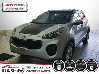 Used 2017 Kia Sportage LX* AWD* CAMERA DE RECUL* for sale in Québec, QC