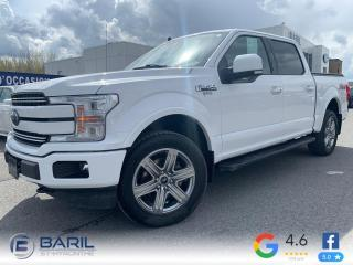 Used 2019 Ford F-150 Lariat cabine SuperCrew 4RM caisse de 5, for sale in St-Hyacinthe, QC